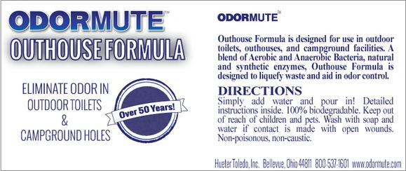 """ Outhouse Formula"""